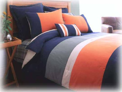 Colorblocking In The Bedroom
