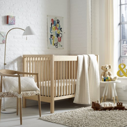 Creating An Eco-Friendly Baby Nursery