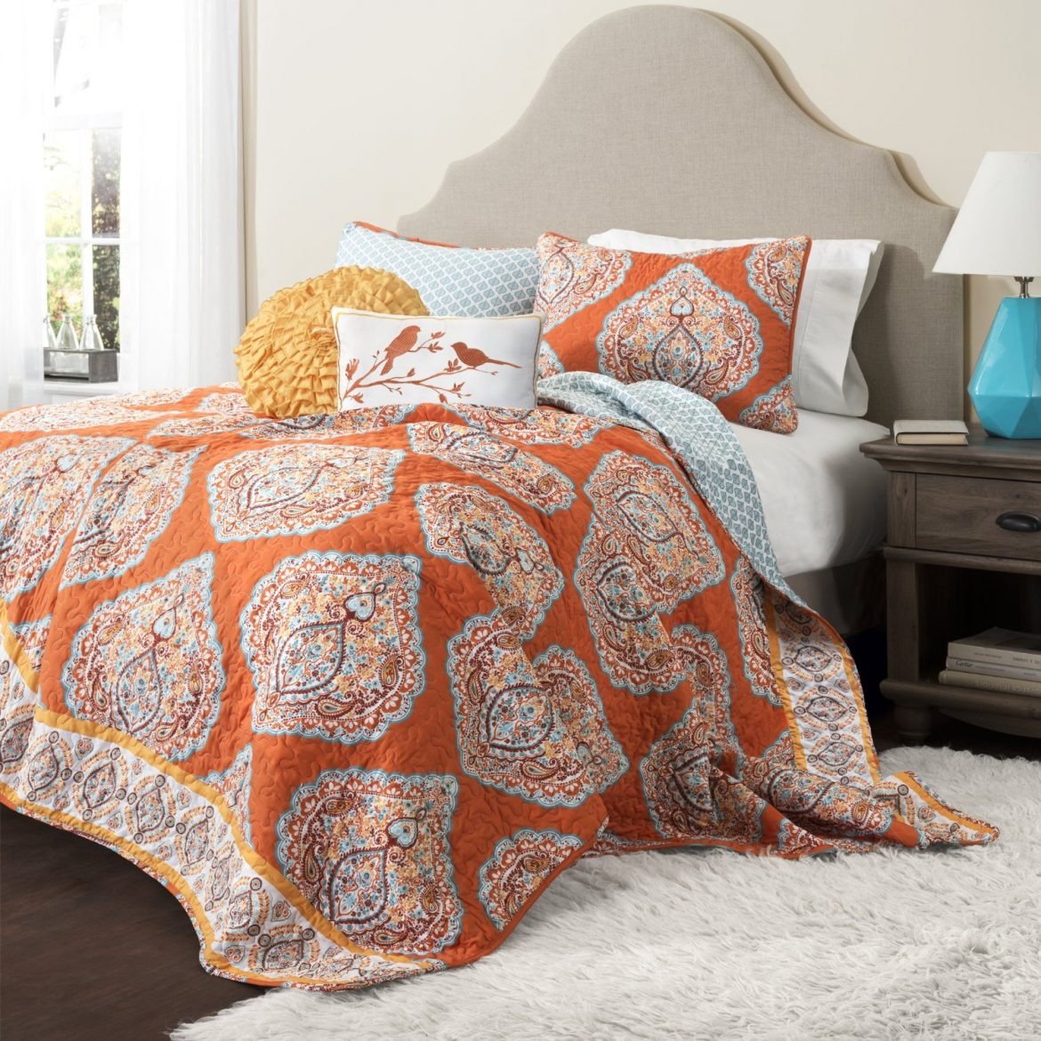 More Than Bedding, Quilts Are Art - Domestications Bedding : bedding quilts - Adamdwight.com