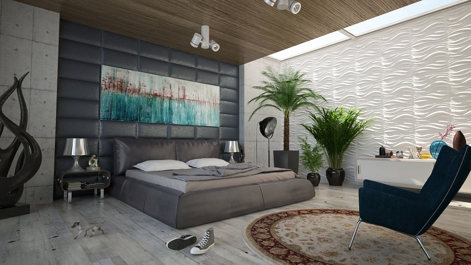 How To Decorate Your Bedroom Eclectic Style