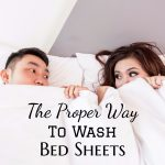 Things to Avoid When Washing Bed Sheets