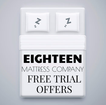 18 Mattress Companies Offering Free Trial Offers