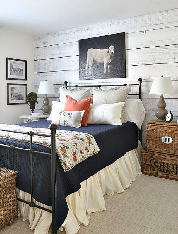 Eight Tips For A Tidy And Peaceful Bedroom