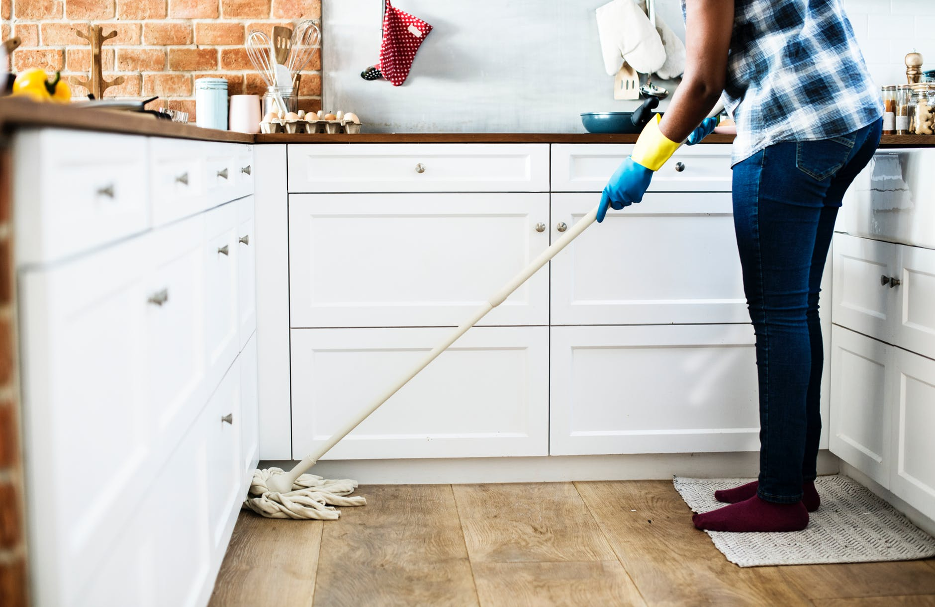 Ease the Drudgery of Spring Cleaning