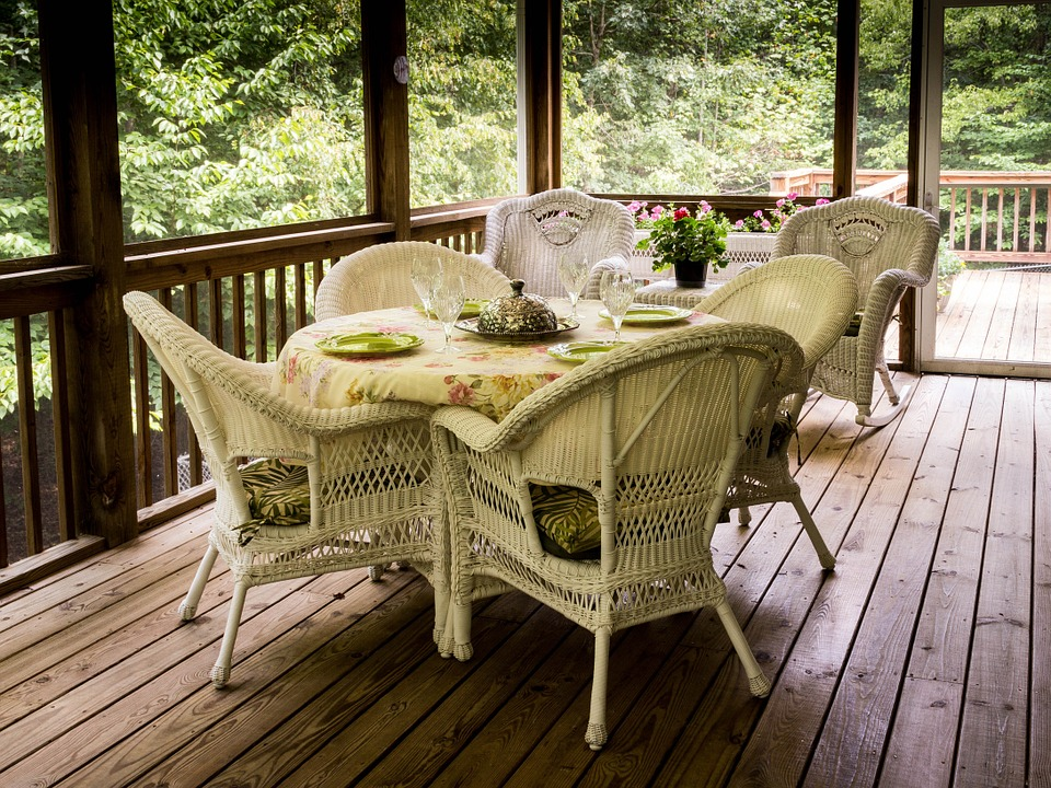 The Top Five Benefits of Composite Decking