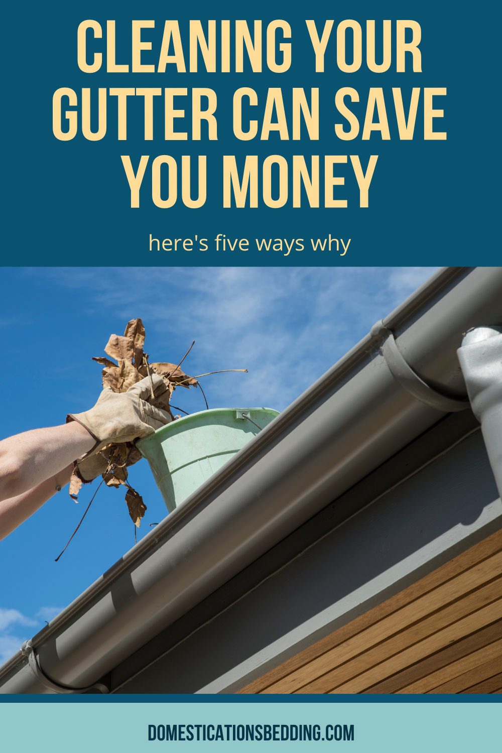 5 Ways Gutter Cleaning Can Save You Money on Roof and Gutter Repair