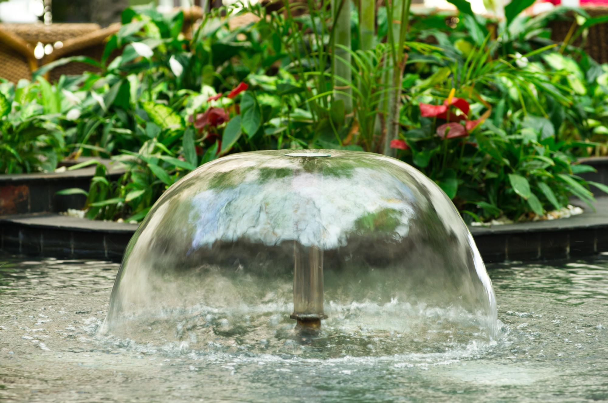 Spruce Up Your Garden: DIY Garden Pond Fountain