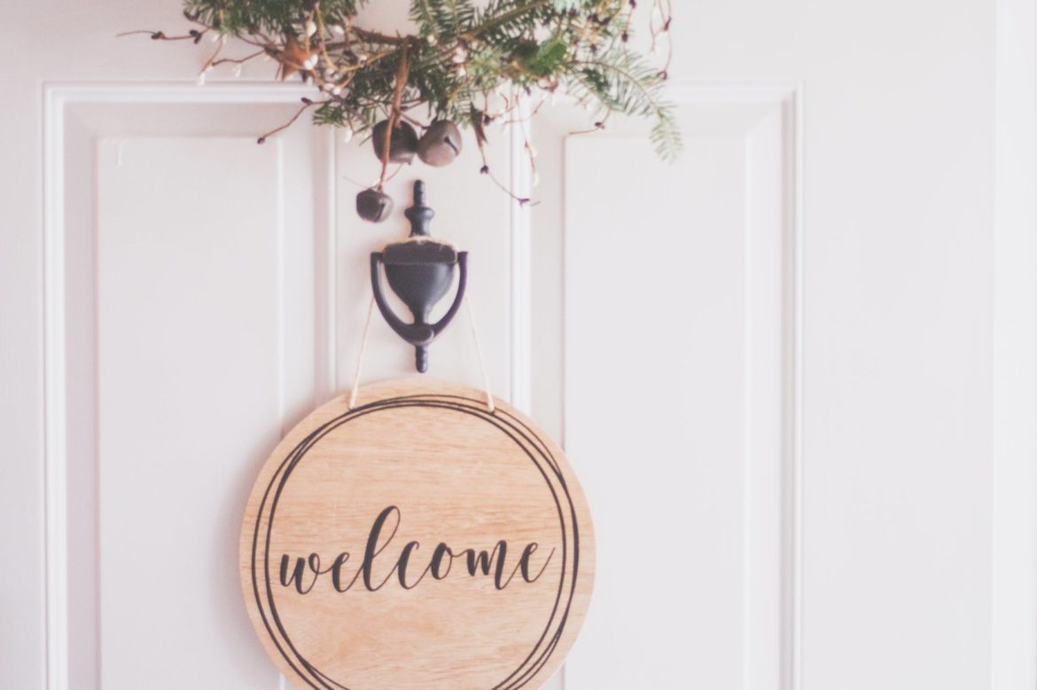 Never want to leave your house – create a welcoming atmosphere