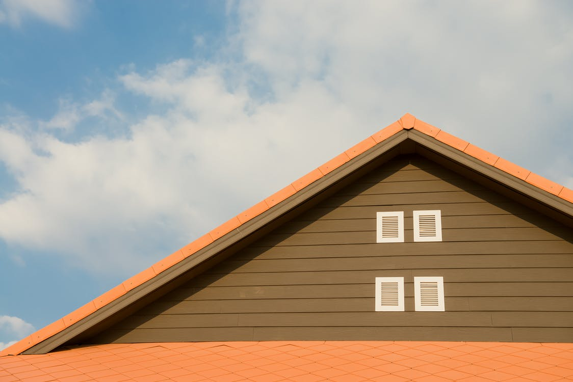 What's Over Your Head? A Good Roof; A Happy Home!