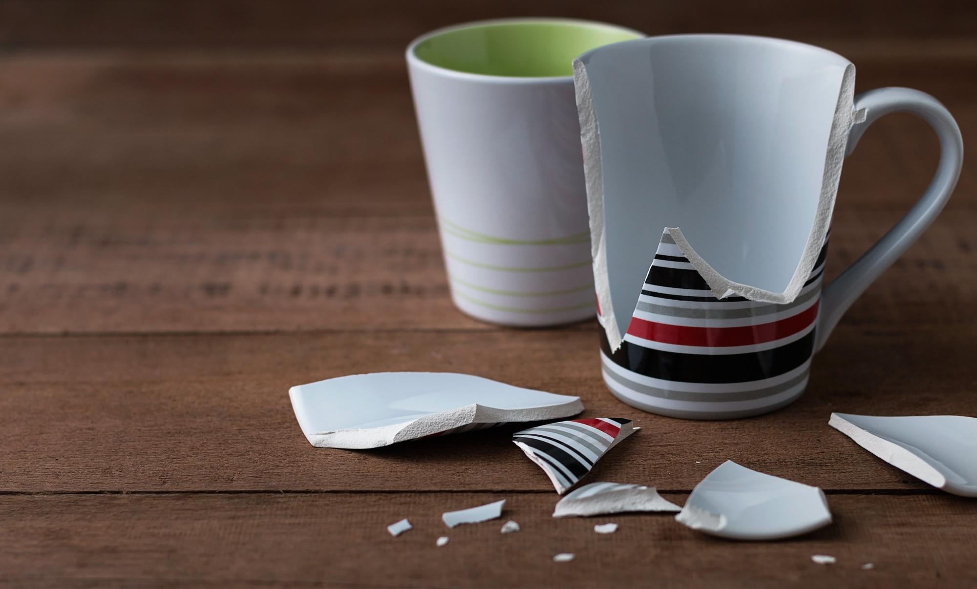 4 Unique Ways to Clean Up Broken Glass