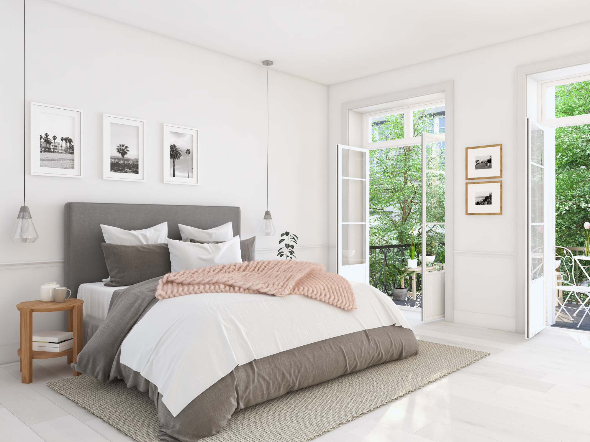 Luxurious Living at Home: 5 Inexpensive Ways to Make Your Bedroom Feel Like a Chic Hotel