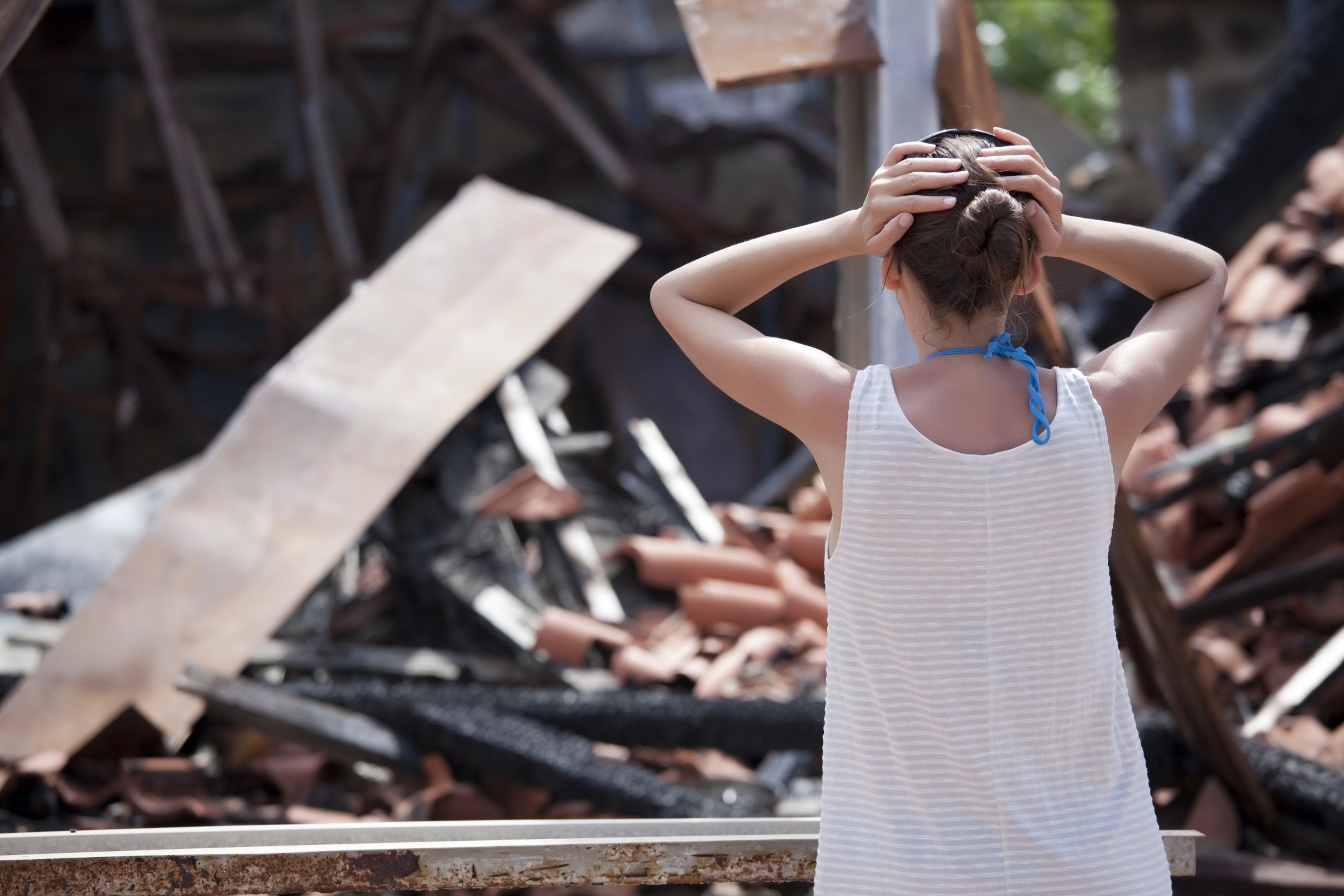 How Much Does Fire Damage Restoration Cost