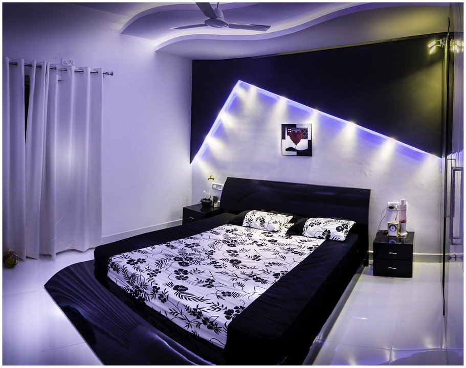 5 Modern Bedroom Lighting Ideas Domestications Bedding Home Living