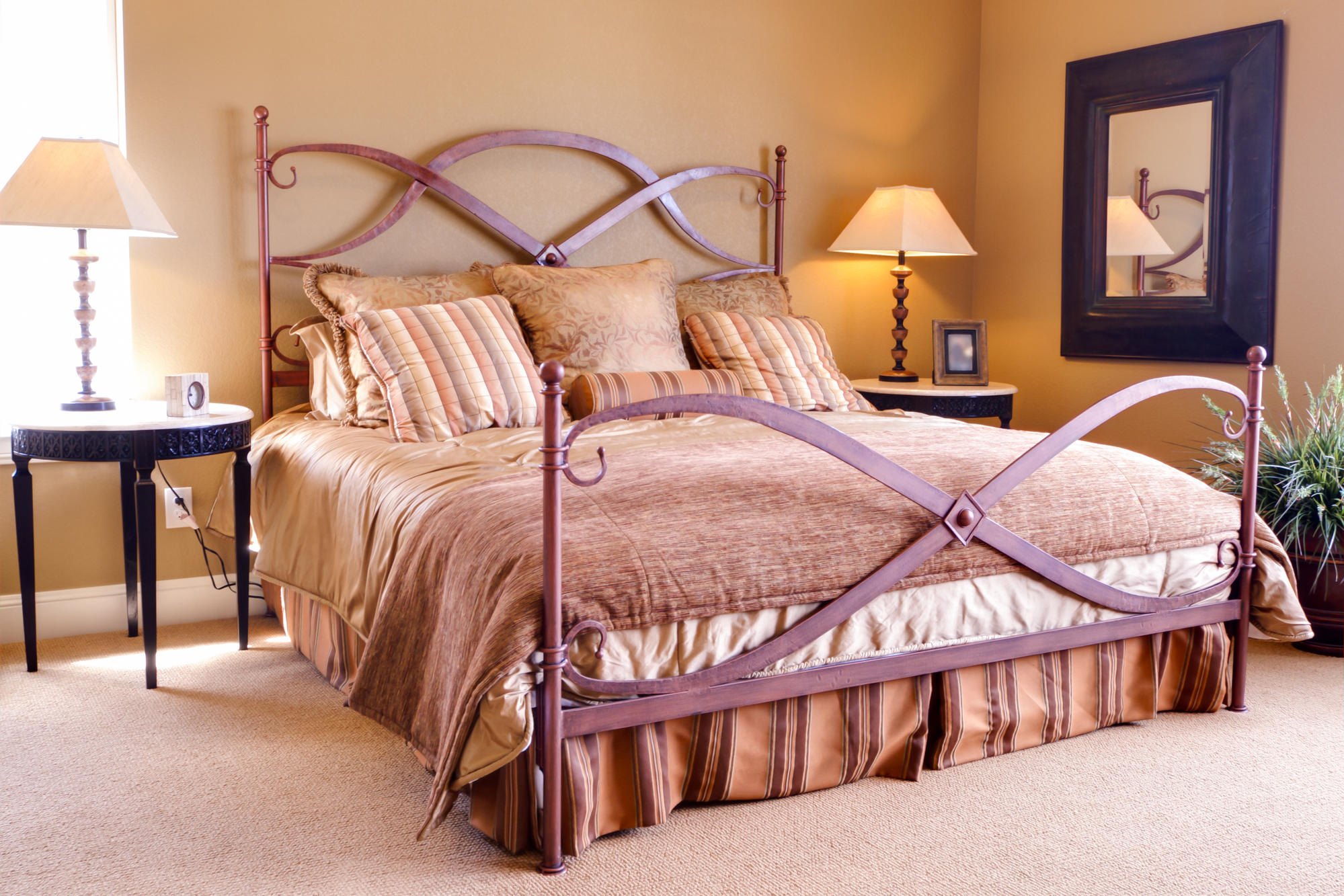 How to Make a Copper Bed Frame