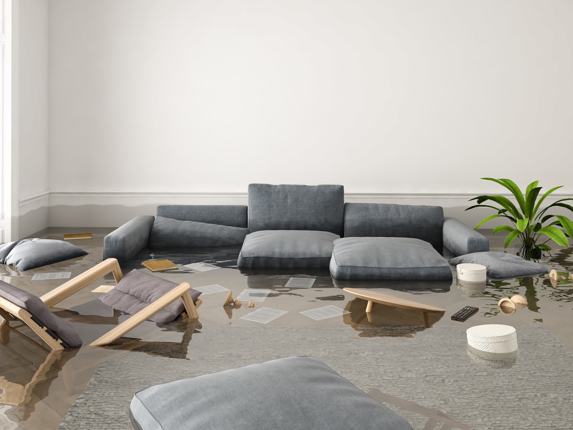5 Critical Things to Do When Your House Floods