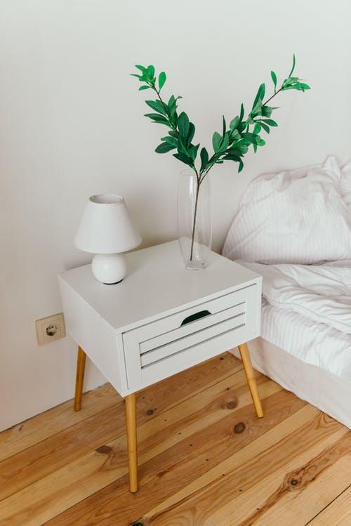 custom built nightstand