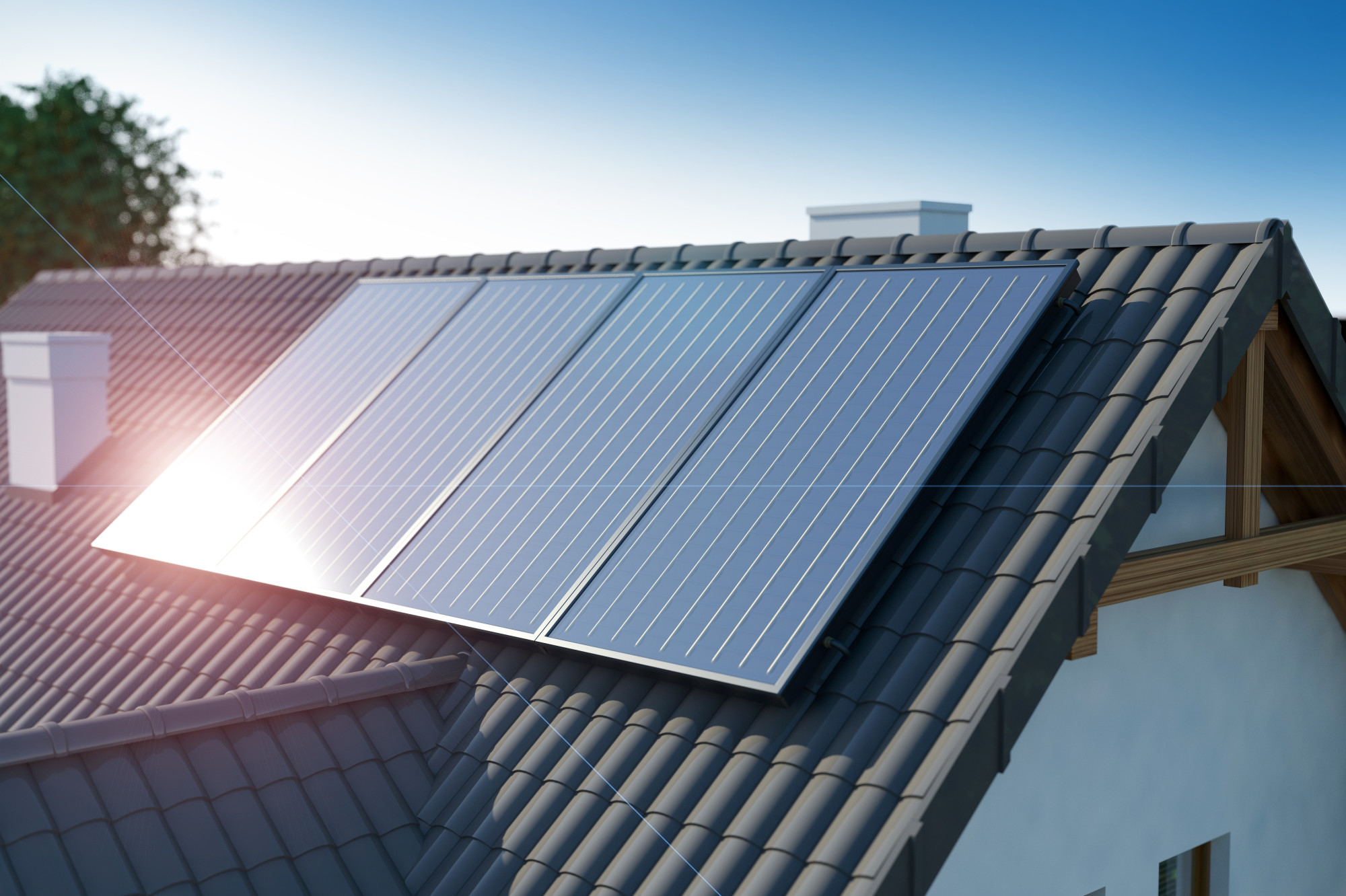 3 Common Uses of Solar Energy in and Around the Home