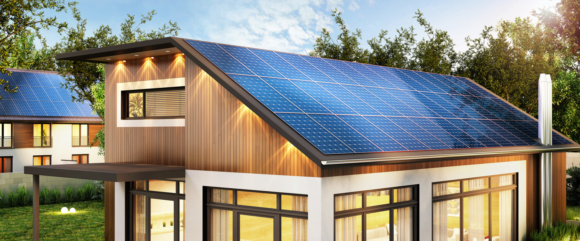 Here's How Solar Power Affects the Value of Your Home