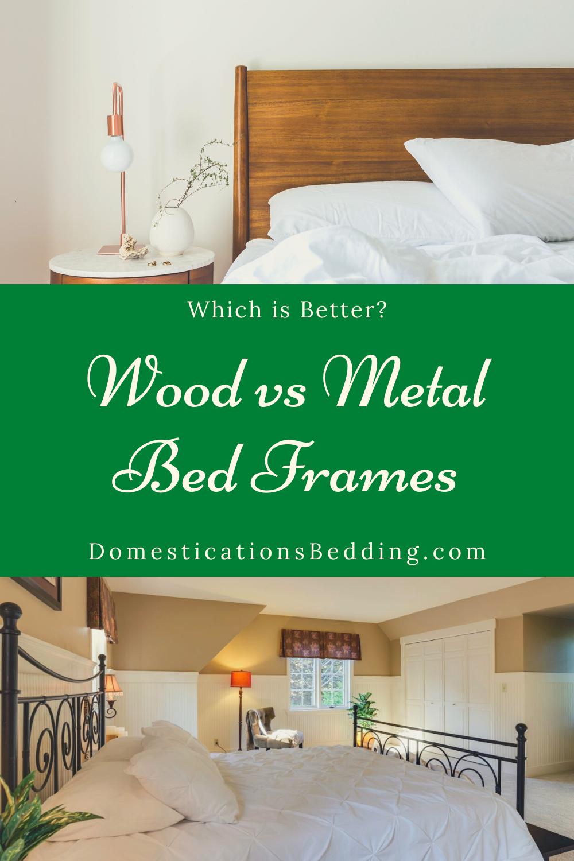 Wood vs Metal Bed Frames