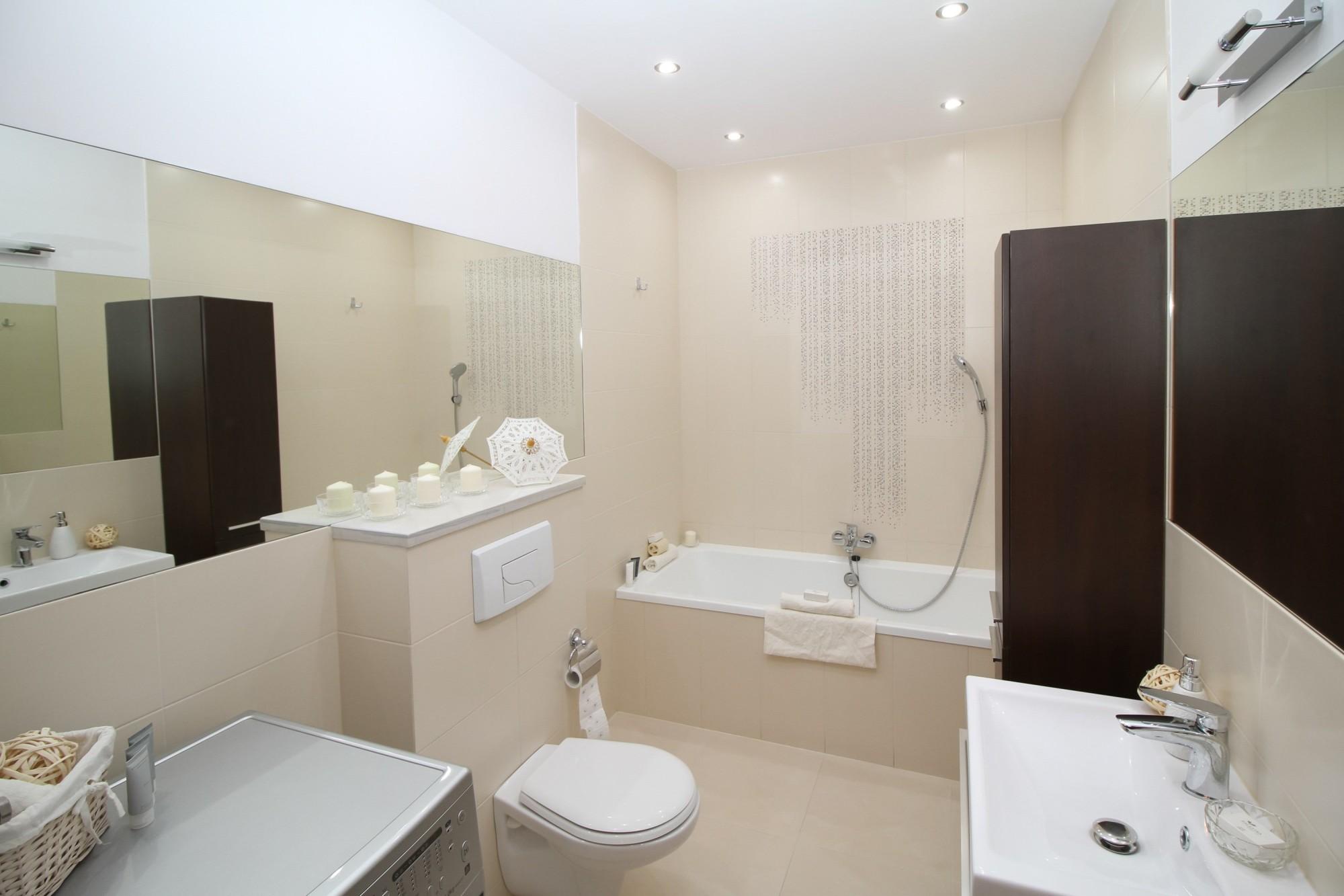 Beautiful Bathroom: 13 Awesome Bathroom Decor Ideas on a Budget