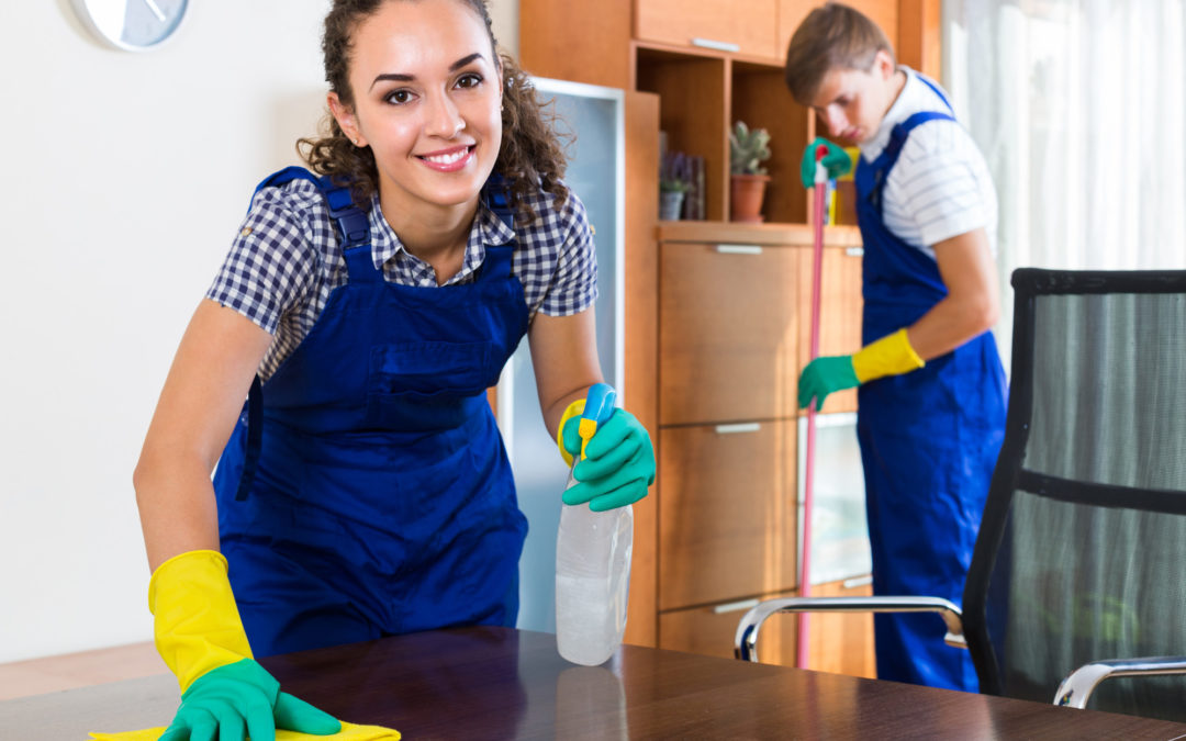 Sparkling Clean: 5 Top Benefits of Professional House Cleaning