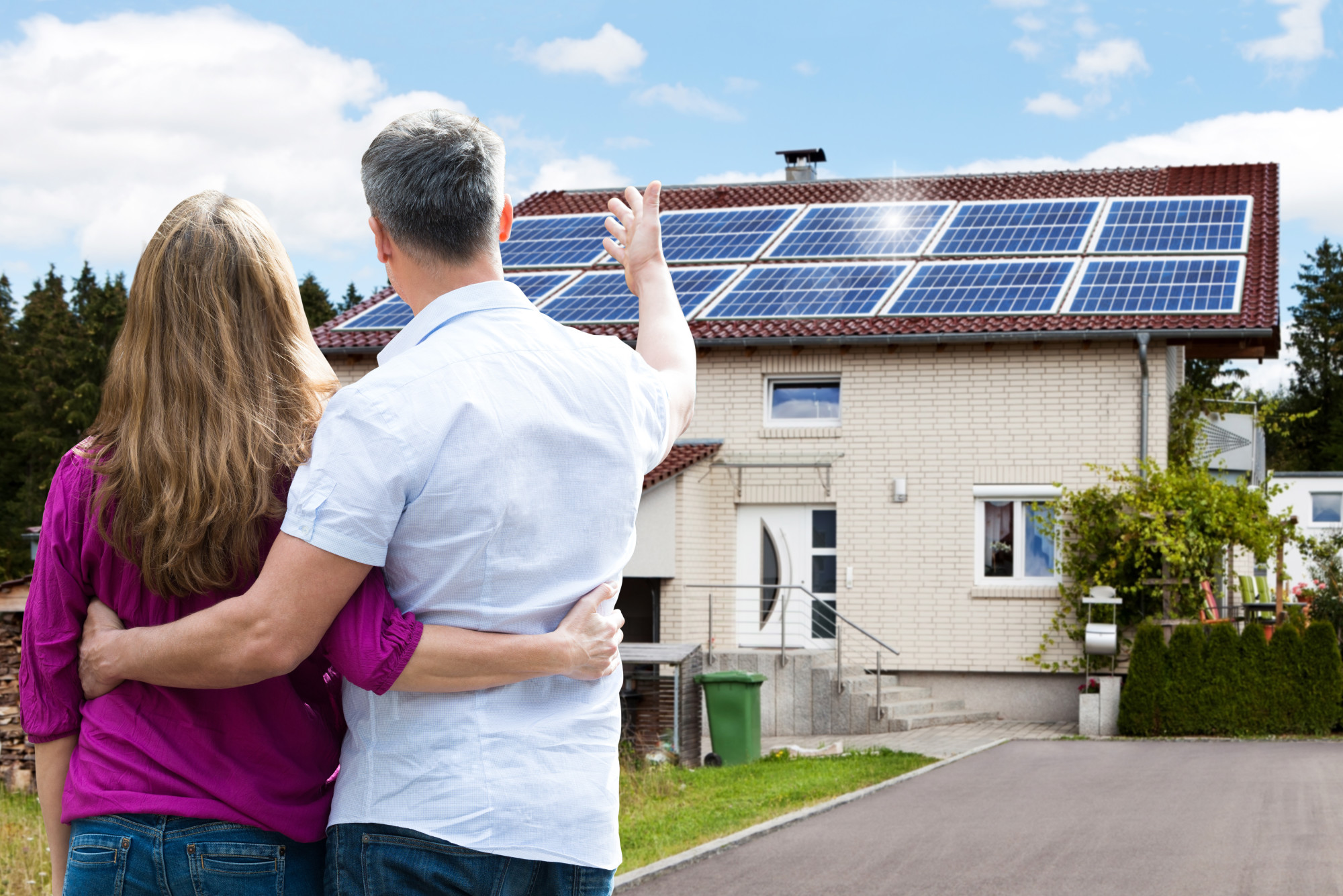 5 Reasons You Should Consider Residential Solar Energy