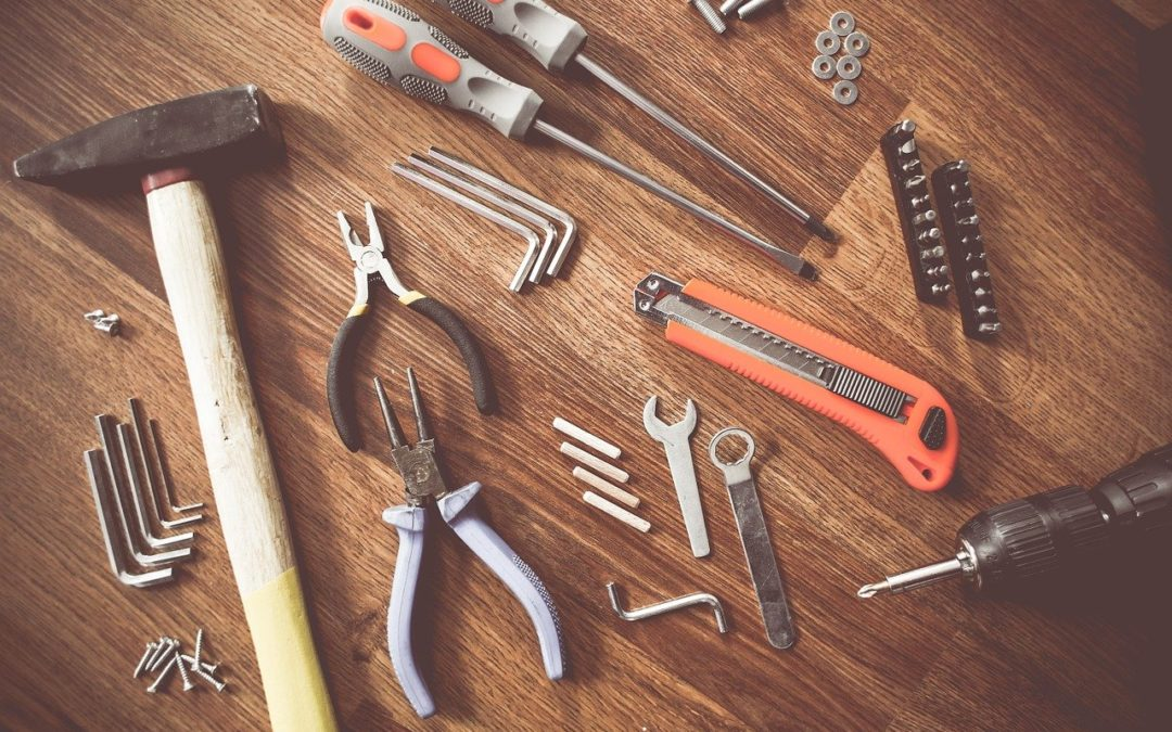 4 Simple Tools Every Homeowner Needs