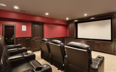 How to Design and Build a Home Cinema Room For Maximum Entertainment