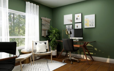 How to Design the Ultimate Friendly Home Office