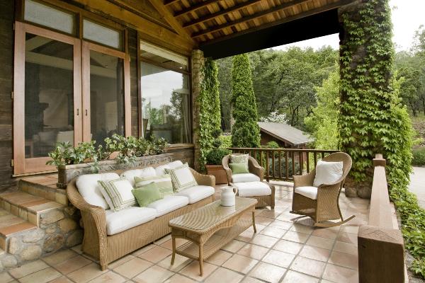 Patio furniture design trends