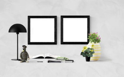 3 Reasons Picture Frames Make Great Décor