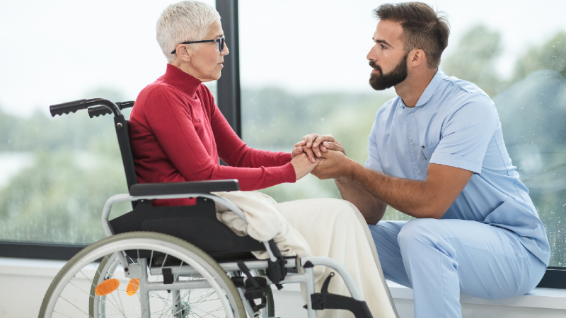 Brief Understanding of the Pros & Cons of Caregiver Jobs