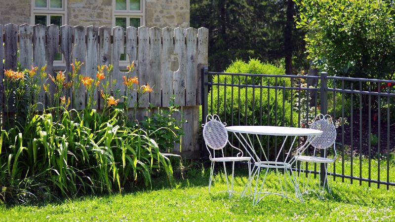 Upgrade your Backyard