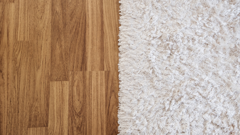 Quick Guide to Carpet vs Wood Floors