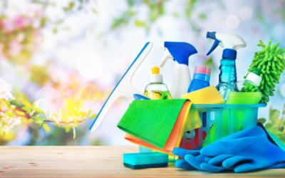 How to Handle Your Home Spring Cleaning Post-COVID