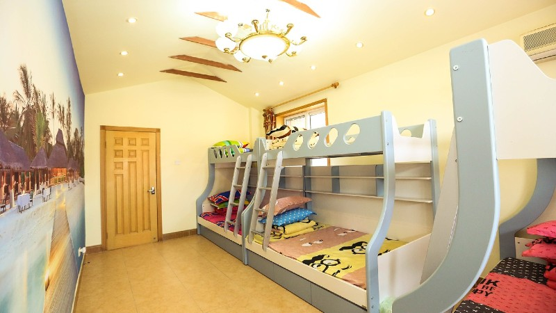 Choosing a Bunk Bed