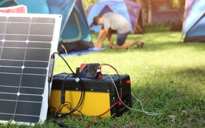 5 Reasons to Get a Portable Solar Generator