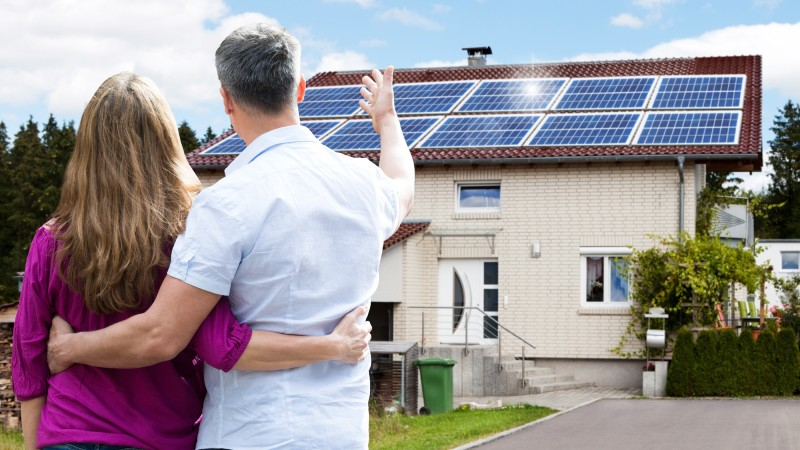 Is a Solar Powered Home Worth It? Here Are the Undeniable Benefits